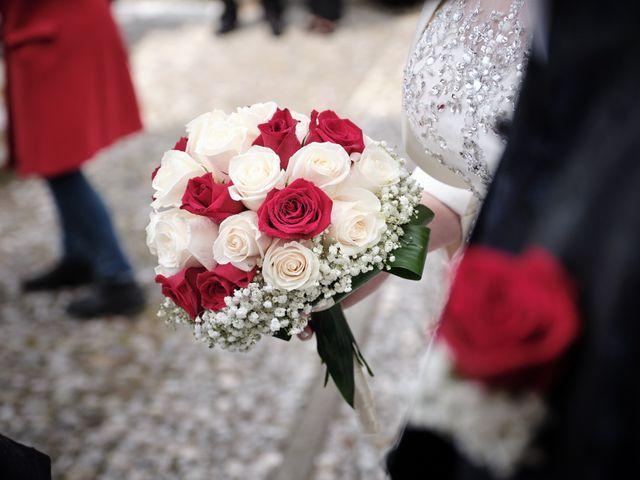 Il matrimonio di Pietro e Laura a Monticelli Brusati, Brescia 19