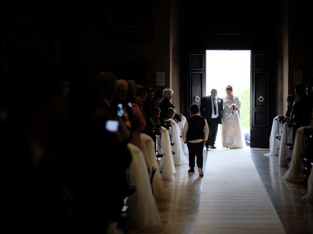 Il matrimonio di Pietro e Laura a Monticelli Brusati, Brescia 21