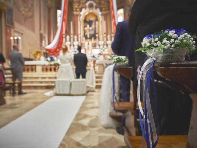 Il matrimonio di Pietro e Laura a Monticelli Brusati, Brescia 23