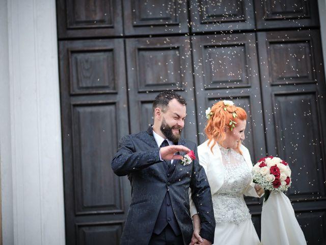 Il matrimonio di Pietro e Laura a Monticelli Brusati, Brescia 25