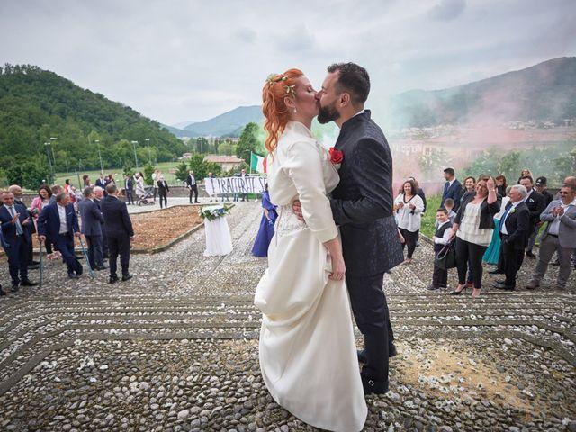 Il matrimonio di Pietro e Laura a Monticelli Brusati, Brescia 26