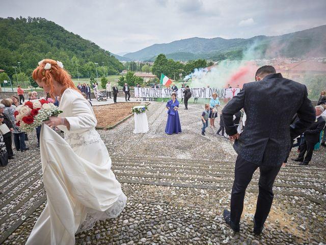 Il matrimonio di Pietro e Laura a Monticelli Brusati, Brescia 27