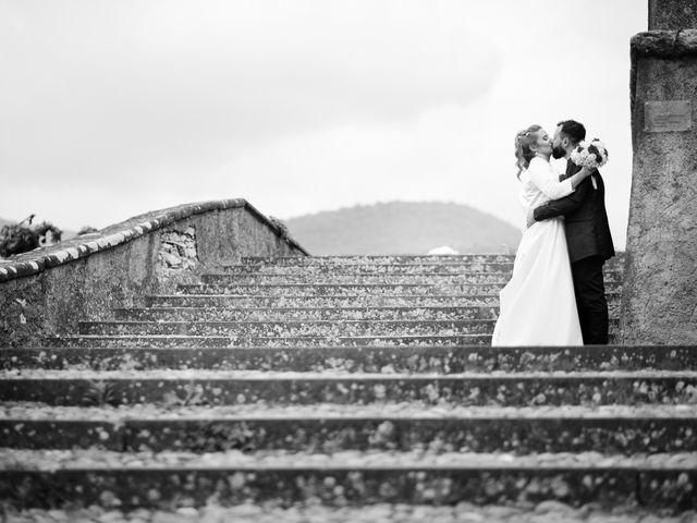 Il matrimonio di Pietro e Laura a Monticelli Brusati, Brescia 28