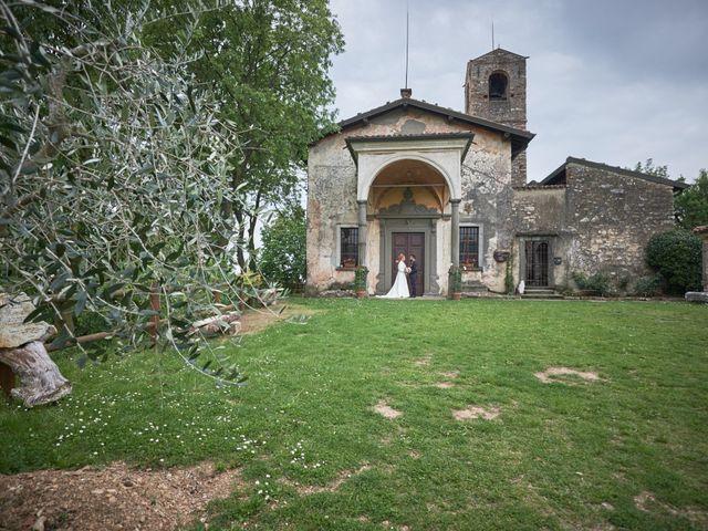 Il matrimonio di Pietro e Laura a Monticelli Brusati, Brescia 29