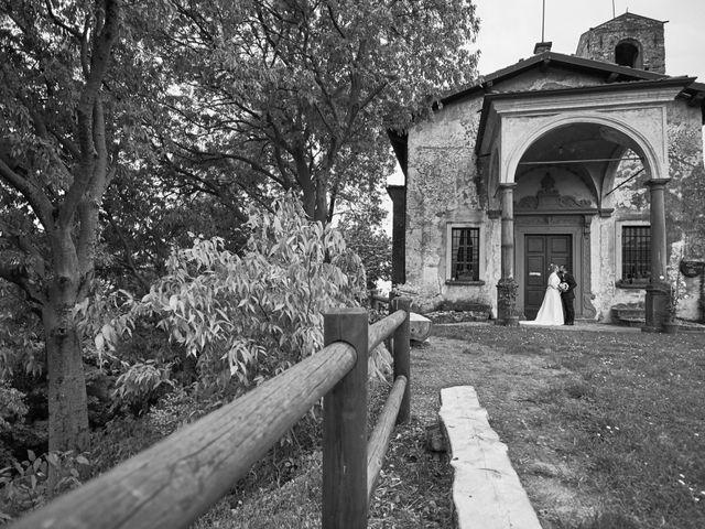 Il matrimonio di Pietro e Laura a Monticelli Brusati, Brescia 31