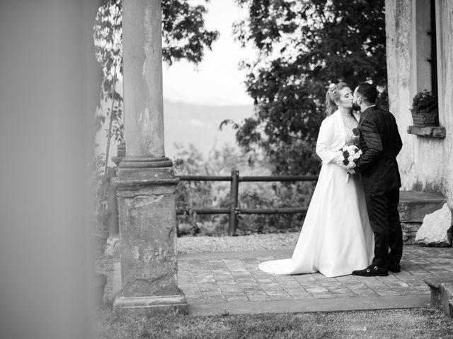 Il matrimonio di Pietro e Laura a Monticelli Brusati, Brescia 32