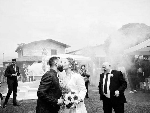 Il matrimonio di Pietro e Laura a Monticelli Brusati, Brescia 39