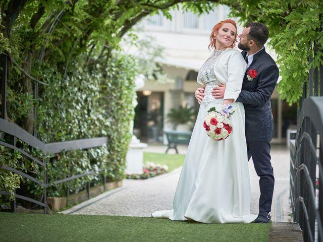 Il matrimonio di Pietro e Laura a Monticelli Brusati, Brescia 46