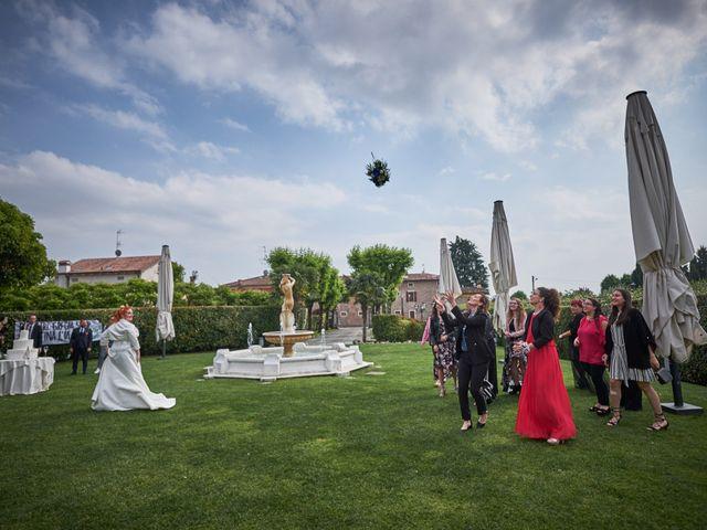 Il matrimonio di Pietro e Laura a Monticelli Brusati, Brescia 50