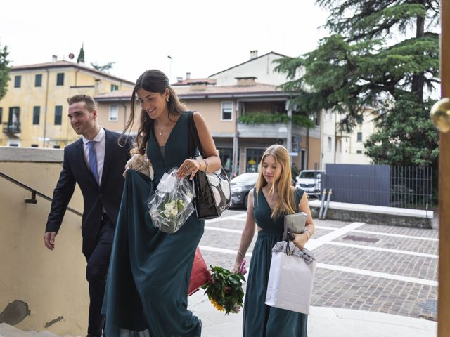 Il matrimonio di Filippo e Sara a Verona, Verona 8