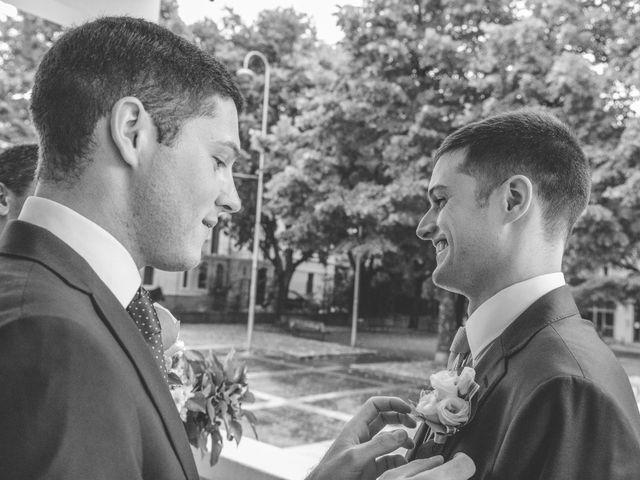 Il matrimonio di Filippo e Sara a Verona, Verona 12