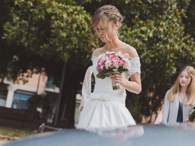 Il matrimonio di Filippo e Sara a Verona, Verona 16