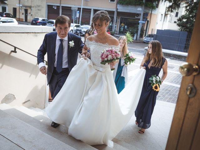 Il matrimonio di Filippo e Sara a Verona, Verona 18