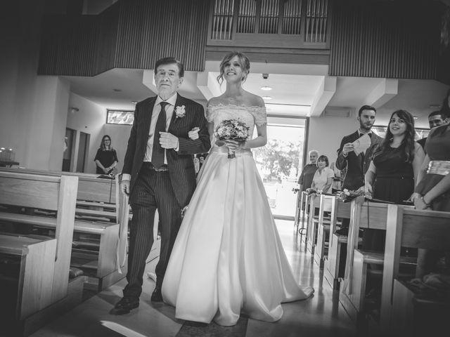 Il matrimonio di Filippo e Sara a Verona, Verona 20