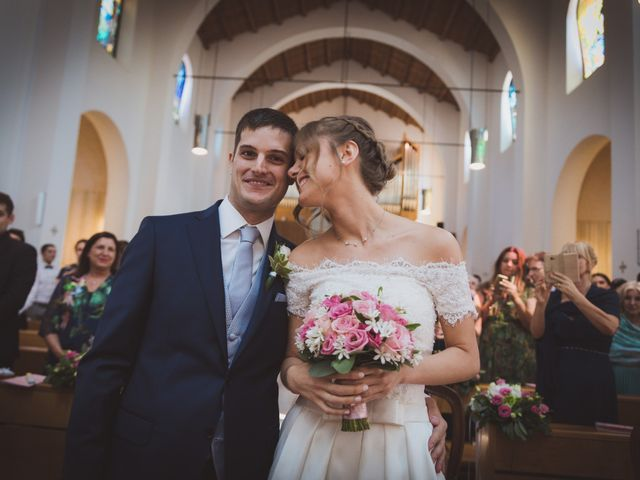 Il matrimonio di Filippo e Sara a Verona, Verona 26