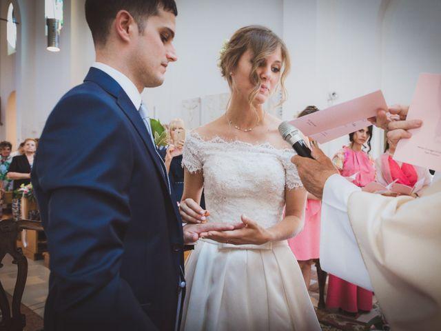 Il matrimonio di Filippo e Sara a Verona, Verona 40