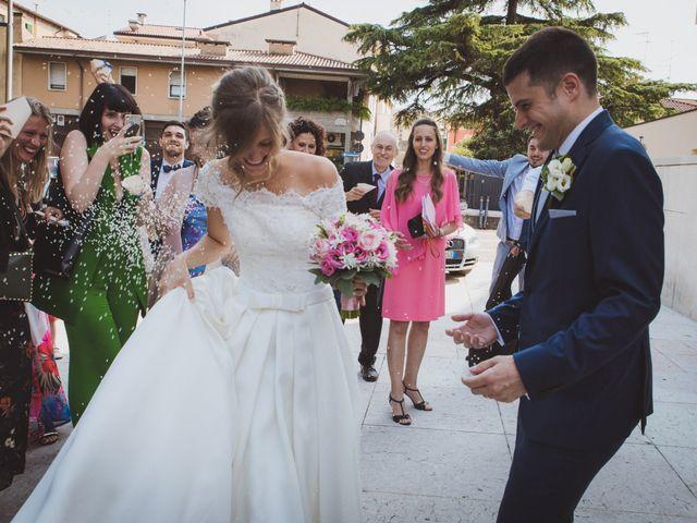 Il matrimonio di Filippo e Sara a Verona, Verona 65