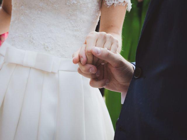 Il matrimonio di Filippo e Sara a Verona, Verona 67