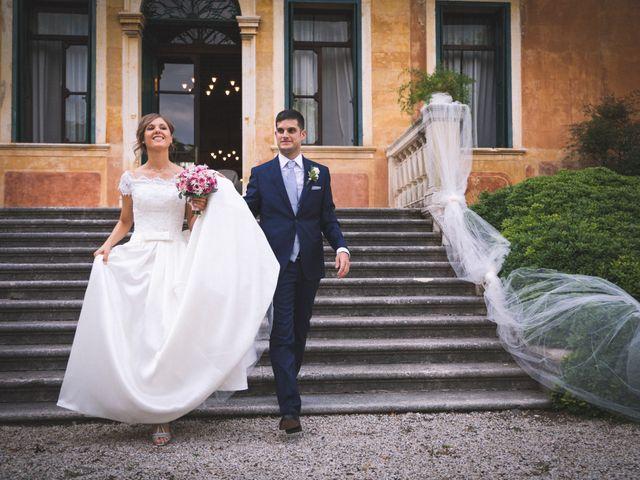 Il matrimonio di Filippo e Sara a Verona, Verona 69