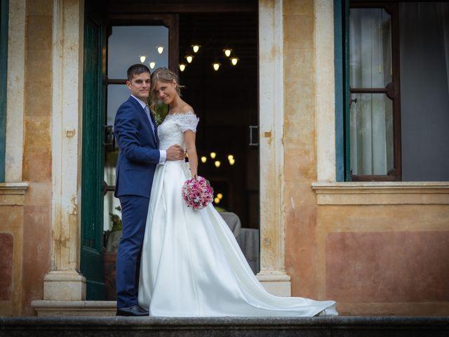 Il matrimonio di Filippo e Sara a Verona, Verona 70