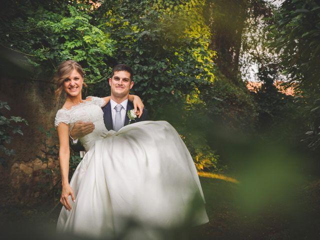 Il matrimonio di Filippo e Sara a Verona, Verona 77