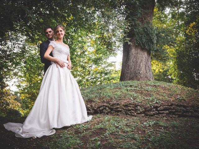 Il matrimonio di Filippo e Sara a Verona, Verona 79
