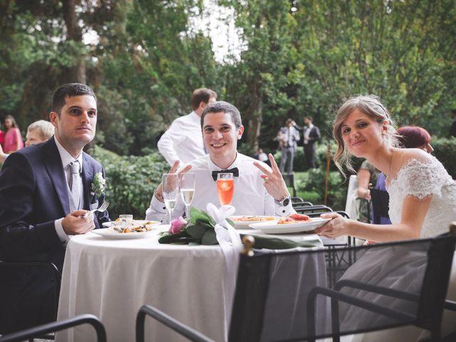 Il matrimonio di Filippo e Sara a Verona, Verona 105