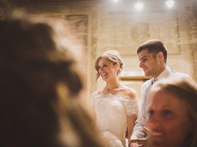 Il matrimonio di Filippo e Sara a Verona, Verona 110