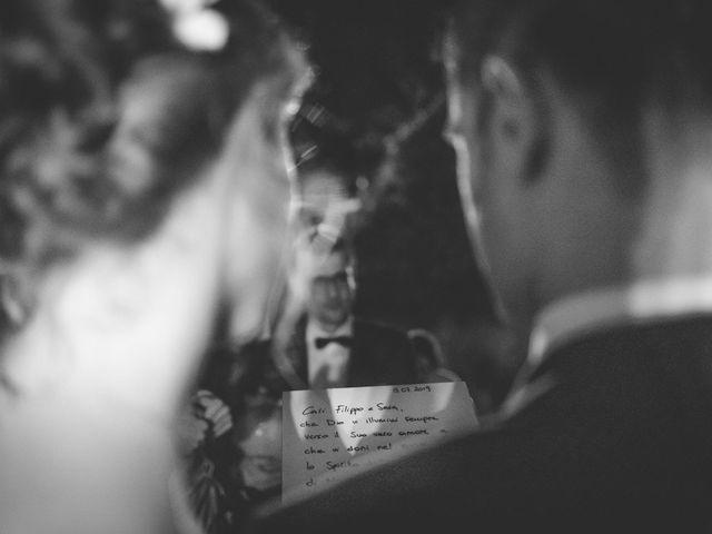 Il matrimonio di Filippo e Sara a Verona, Verona 132