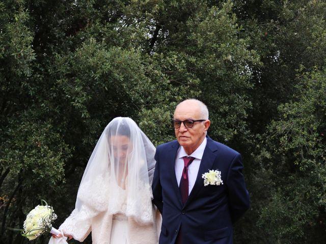 Il matrimonio di Francesca e Fabio a Casciana Terme, Pisa 4