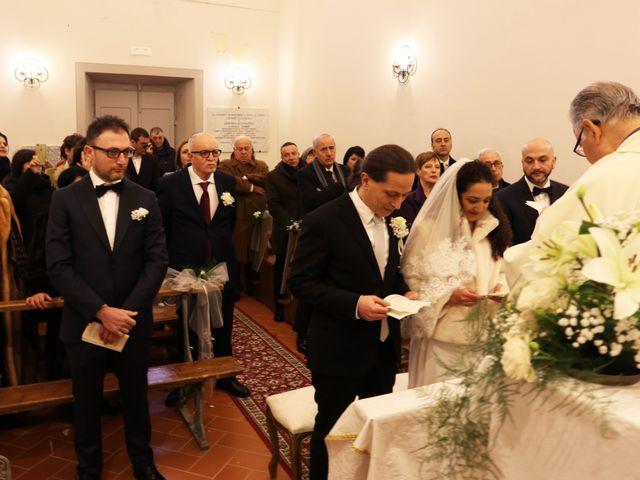 Il matrimonio di Francesca e Fabio a Casciana Terme, Pisa 2