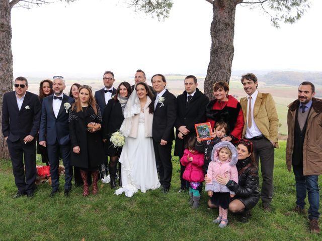 Il matrimonio di Francesca e Fabio a Casciana Terme, Pisa 5