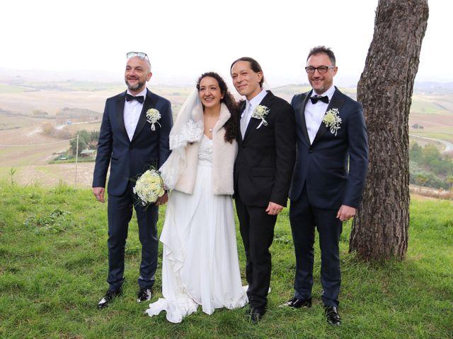 Il matrimonio di Francesca e Fabio a Casciana Terme, Pisa 6