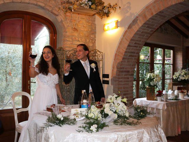 Il matrimonio di Francesca e Fabio a Casciana Terme, Pisa 8