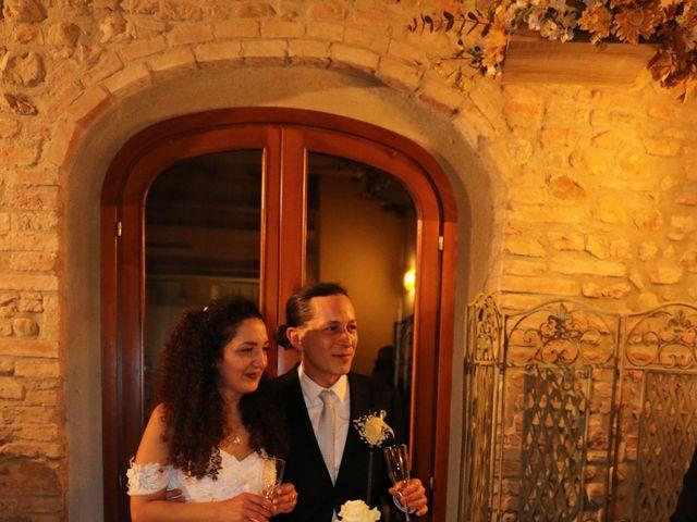 Il matrimonio di Francesca e Fabio a Casciana Terme, Pisa 9