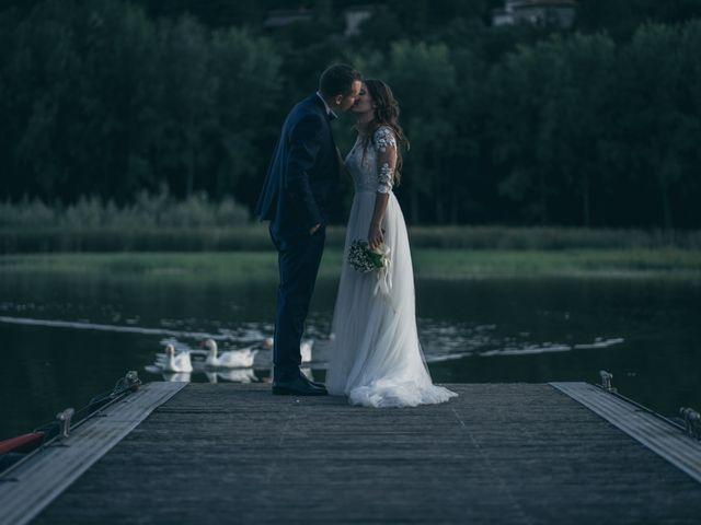Le nozze di Samanta e Matteo
