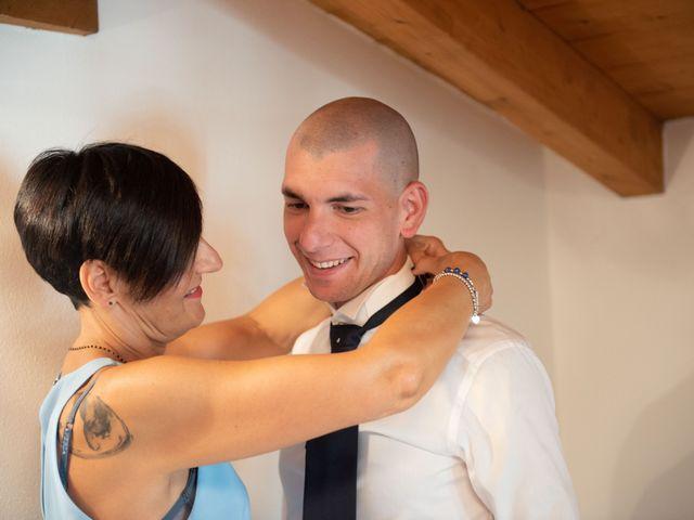 Il matrimonio di Davide e Caterina a Canzo, Como 4