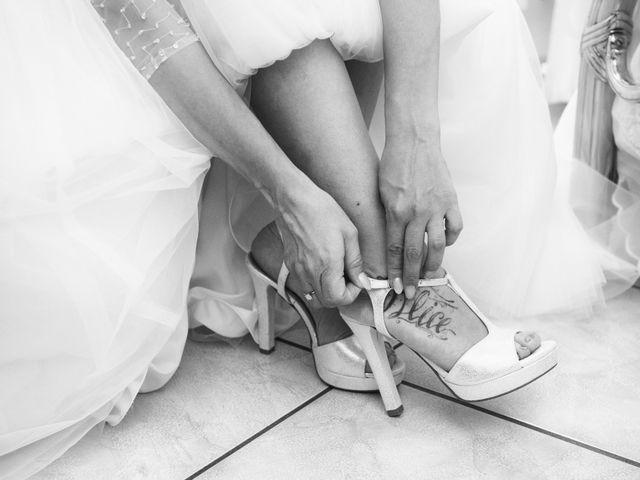Il matrimonio di Davide e Caterina a Canzo, Como 15