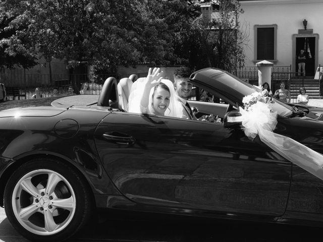 Il matrimonio di Davide e Caterina a Canzo, Como 20