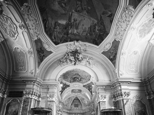 Il matrimonio di Davide e Caterina a Canzo, Como 21