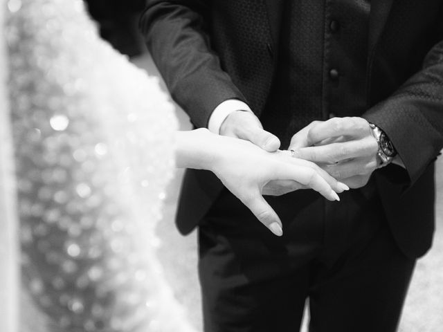 Il matrimonio di Davide e Caterina a Canzo, Como 24