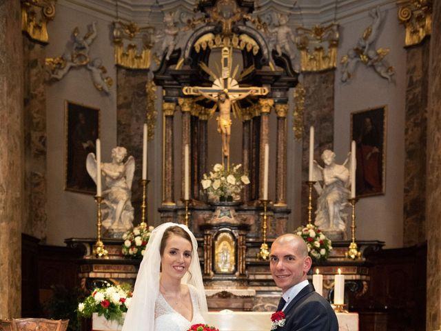 Il matrimonio di Davide e Caterina a Canzo, Como 26