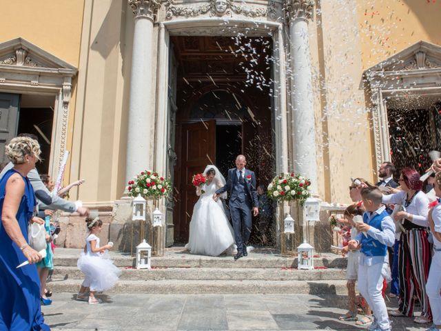 Il matrimonio di Davide e Caterina a Canzo, Como 27