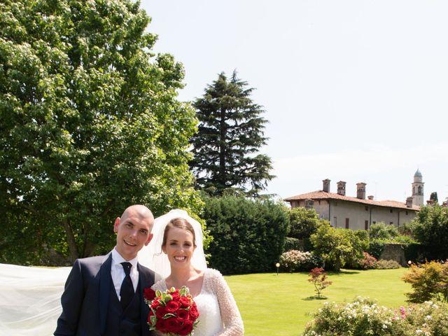 Il matrimonio di Davide e Caterina a Canzo, Como 35