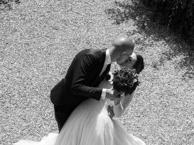Il matrimonio di Davide e Caterina a Canzo, Como 41