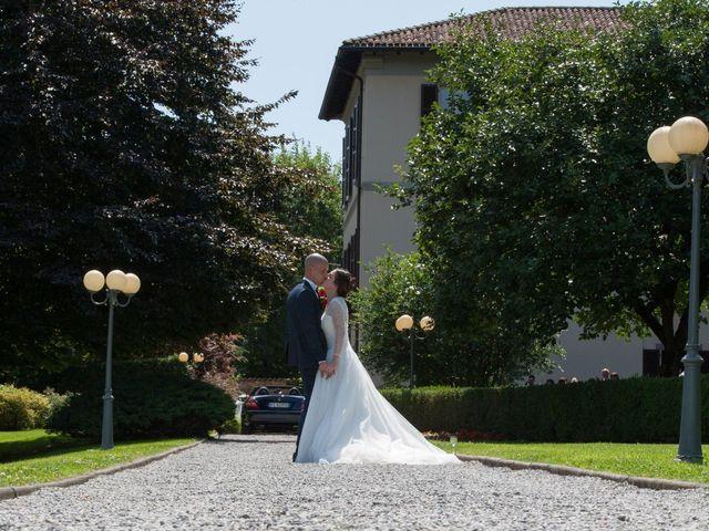 Il matrimonio di Davide e Caterina a Canzo, Como 43