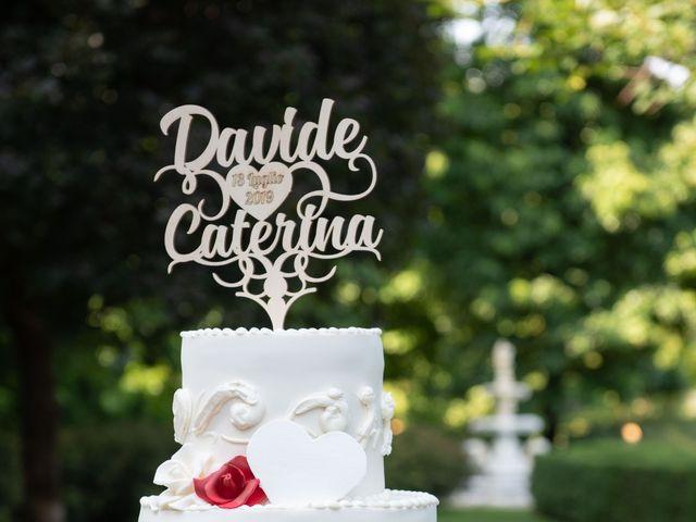 Il matrimonio di Davide e Caterina a Canzo, Como 58
