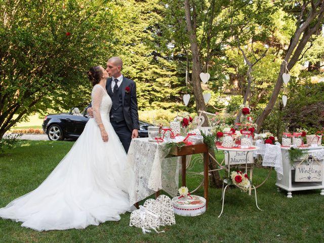 Il matrimonio di Davide e Caterina a Canzo, Como 59