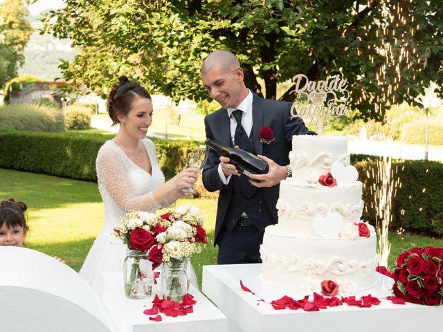Il matrimonio di Davide e Caterina a Canzo, Como 60