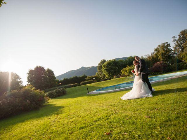 Il matrimonio di Davide e Caterina a Canzo, Como 68